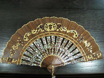Collection fan