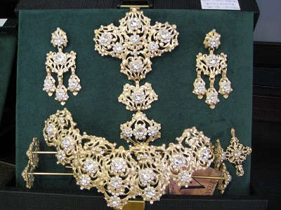 Set of jewels